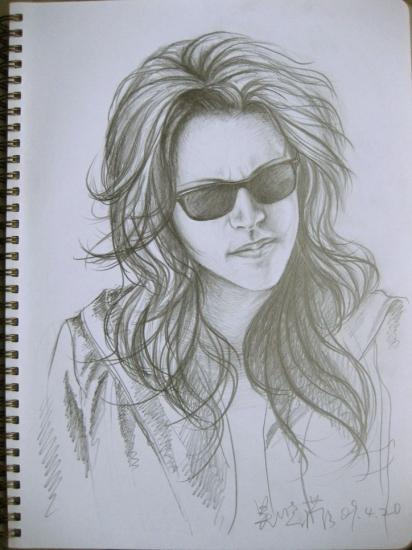Kristen Stewart por fee